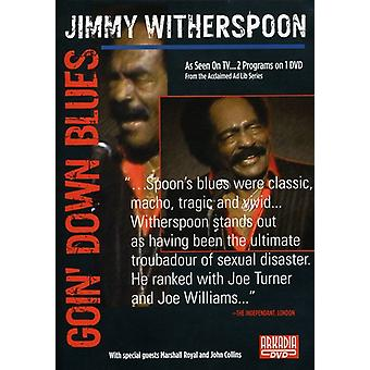 Jimmy Witherspoon - Goin' Down Blues [DVD] USA import