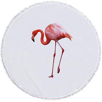 Einzel Flamingo Strand Handtuch