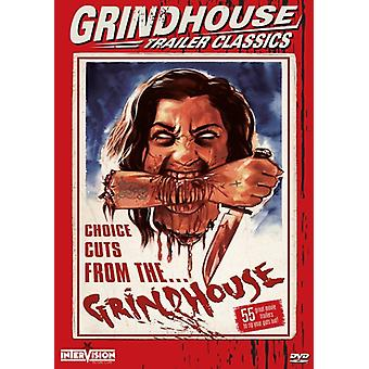 Grindhouse Trailer Classics 1 [DVD] USA import