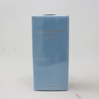Hellblau von Dolce & Gabbana Eau De Toilette 0,84 Unzen/25ml Spray neu mit Box