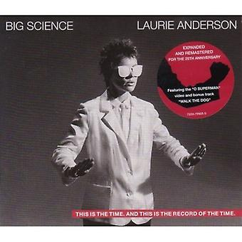 Laurie Anderson - Big Science [CD] USA import