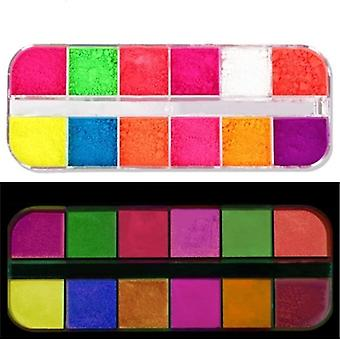 Long-lasting, Neon Pigment-eye Shadow