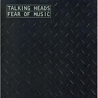 Talking Heads - Fear of Music [CD] USA import