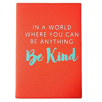 WPL Be Kind - Note Book