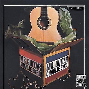 Charlie Byrd - Mr. Guitar [CD] USA import