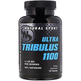 Natural Sport, Ultra Tribulus 1100, 120 VegCaps