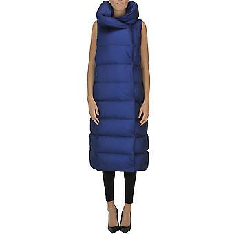 Añadir Ezgl239016 Mujer's Chaqueta de Nylon Azul