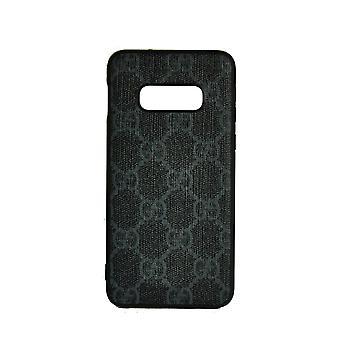 Husă telefon rezistentă la șocuri Capac Monogram GG pentru Samsung Note 8 (Mix Grey)