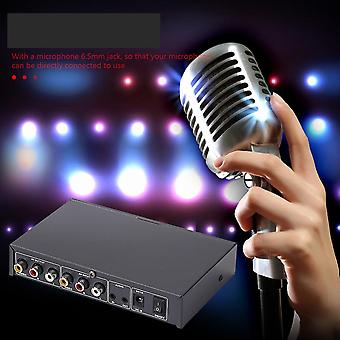 Classic Portable Audio-Mixer Multi-functional Practical Durable-Amplifier-Karaoke