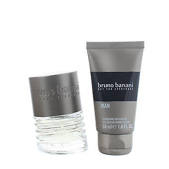 Bruno Banani Not For Everybody Man Eau de Toilette 30ml & Shower Gel 50ml Set