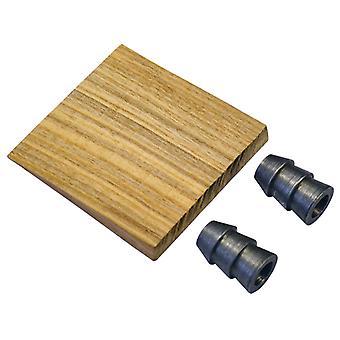 フェイスフルハンマーウェッジ(2)&木材ウェッジキットサイズ5 FAIHW5N