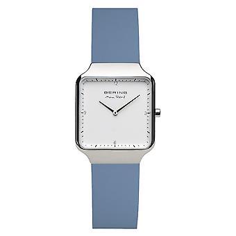 Reloj bering para mujer Reloj Max René Ultra Slim - 15832-700-k Silicona