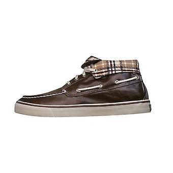 Sperry Top Sider Santa Maria Chukka Womens Boat Shoes - Brown