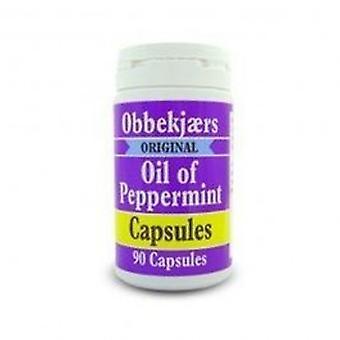 Obbekjaers - Obbekjaers Oil Of Peppermint 90 capsule