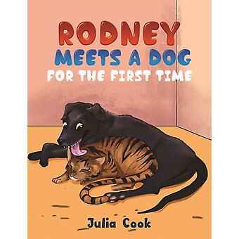 Rodney Meets A Dog for the First Time by Cook & Julia