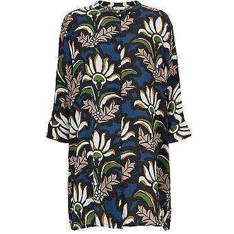 Masai Clothing Iosetta Bold Print Shirt Dress