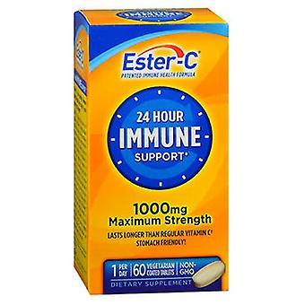 Ester-C Ester-C Vitamin C Coated Tablets, 1000 mg, 60 tabs