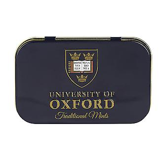 University of oxford sugar free mints pocket tin 35g