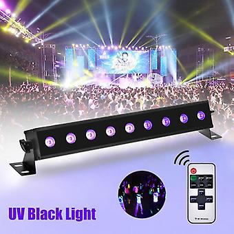 27w Uv Purple Wall Washer Remote Control Light