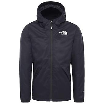 The North Face Black Girls Warm Storm Rain Jacket