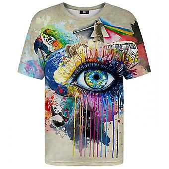 Mr Gugu Miss Go All over print t-shirt