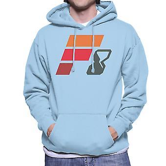 Nopea ja raivoisa F8 Abstract Logo Men's Huppari