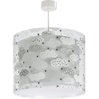 Grey Nuvolette hanging chandelier