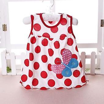 Sommer Baby Fashion Infantile kjoler