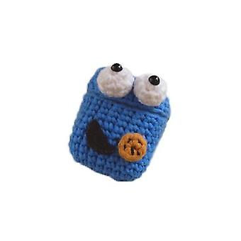 cartoon handmade wool set