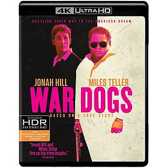 War Dogs [Blu-ray] USA import