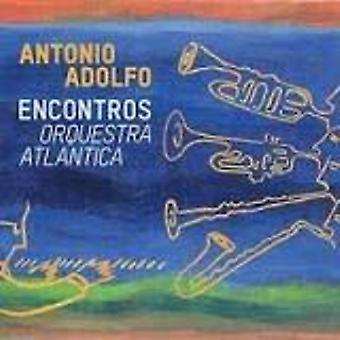 Encontros: Orquestra Atlantica [CD] Importazione USA