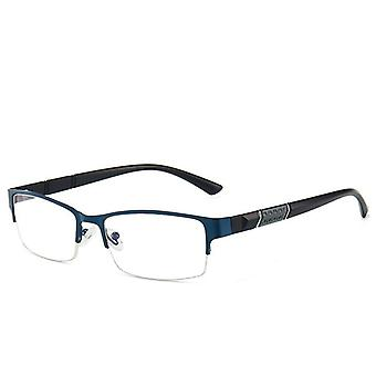 -1-1.5-2.0-2.5-3.0-3.5-4.0-4.5 -6 Reading Glasses Men And Women Half Frame