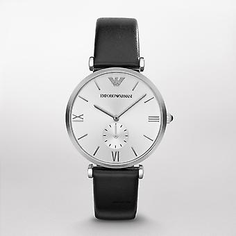 Emporio Armani AR1674 Gianni Analogue Leather Men's Watch