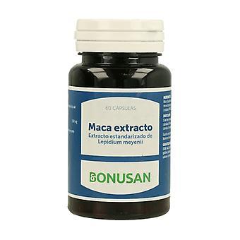 Maca Extract 60 capsules of 350mg