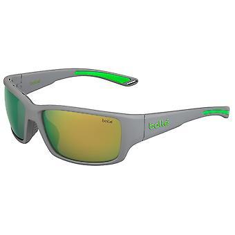 Bolle Grey Unisex Sunglasses