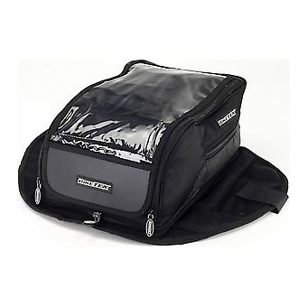 Biketek Urbano Uitbreidbare Motor Tank Bag 15-23 Ltr