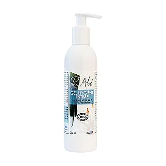 Organic intimate hygiene cleansing gel 250 ml