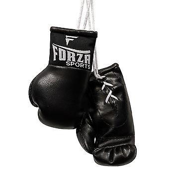 Forza Sports Mini Boxing Gloves - Black