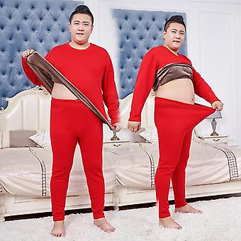 Hight Stretch Long Johns Set Pajamas (set 2)