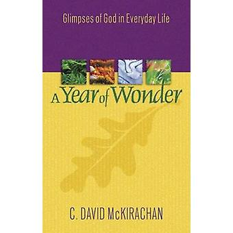 Ett år av underverk - Glimtar av Gud i vardagen av C.David McKirac