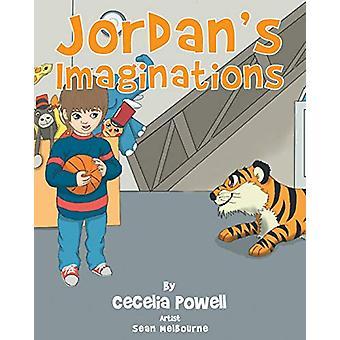 Jordan's Imaginations by Cecelia Powell - 9781681390147 Book