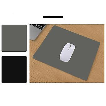 Double-side Pu Mouse Pad Anti-slip Natural Rubber Mat