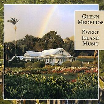 Glenn Medeiros - Sweet Island Music [CD] USA import