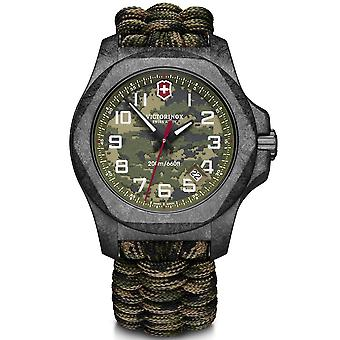 Victorinox Swiss Army 247927.1 I.n.o.x Carbon Paracord Strap Limited Edition Watch