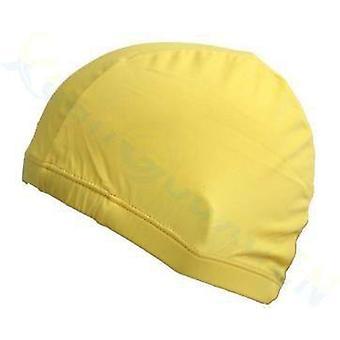 Chapeau de natation d'enfants, chapeaux mignons de natation de tissu de dessin animé
