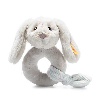 Steiff Hoppie konijn rammelaar 14  cm