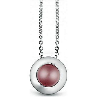 QUINN - Halskette - Damen - Silber 925 - Edelstein - Rosa Quarz - 27309930