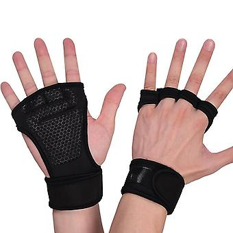 Weight Lifting Gloves, Gym Grips Fitness Glove Men