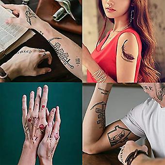 Tattoos Paper Diy Waterproof Temporary Tattoo Skin Paper With Inkjet Or Laser