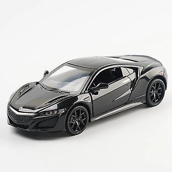 01:32 Honda NSX aliaj Meta Sport Model auto (negru)